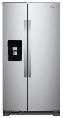 *Scratch and Dent* 36-inch Wide Side-by-Side Refrigerator - 24 cu. ft.