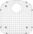 Stainless Steel Sink Grid - 220994 Product Image