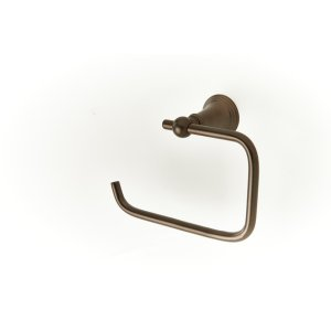 Berea Paper Holder/Towel Ring - Bronze