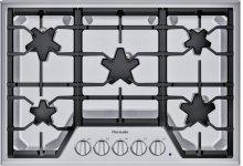 "30"" 5 Burner Gas Cooktop, XLO, SS"