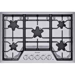Thermador30-Inch Masterpiece® Star® Burner Gas Cooktop, ExtraLow® Select