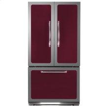 Cranberry Classic French Door Refrigerator