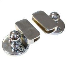 Edwardian mirror tilting bracket (1 pair)