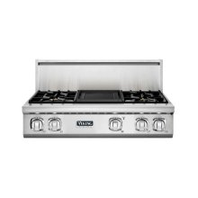 "36"" 7 Series Gas Rangetop, Natural Gas"