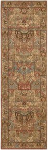 LIVING TREASURES LI02 MTC RUNNER 2'6'' x 8'