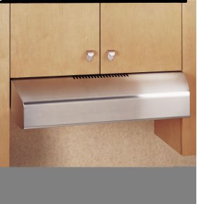 "GE Profile Series 30"" High Performance Range Hood (CLEARANCE 493E)"