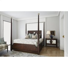 Crown Four Poster Bed - King