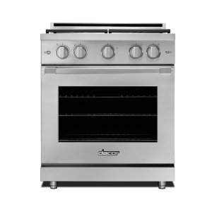 "Dacor30"" Heritage Gas Pro Range-SS Nat. Gas"