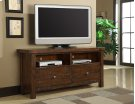 "Emerald Home Castlegate TV Console 64"" Pine E942l Product Image"