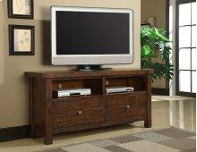 "Emerald Home Castlegate TV Console 64"" Pine E942l"