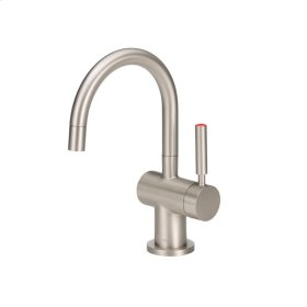 Indulge Modern Hot Only Faucet (F-H3300-Satin Nickel)
