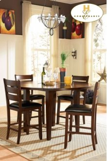 Round Counter Height Table