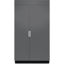Jenn-Air® 48-Inch Built-In Side-by-Side Refrigerator, Panel Ready