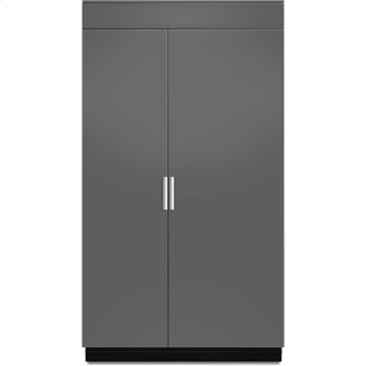 Jenn-Air(R) 48-Inch Built-In Side-by-Side Refrigerator, Panel Ready