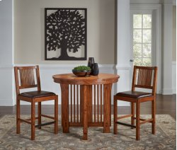 """42"""" Gather Ht Round Table"""