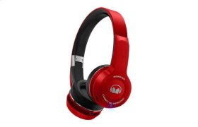 Monster® ClarityHD On-Ear Bluetooth Headphones - Red