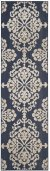 Additional Cottage Power Loomed Medium Rectangle Rug