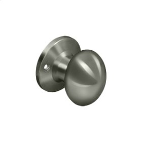 Egg Knob Trimkit - Antique Nickel