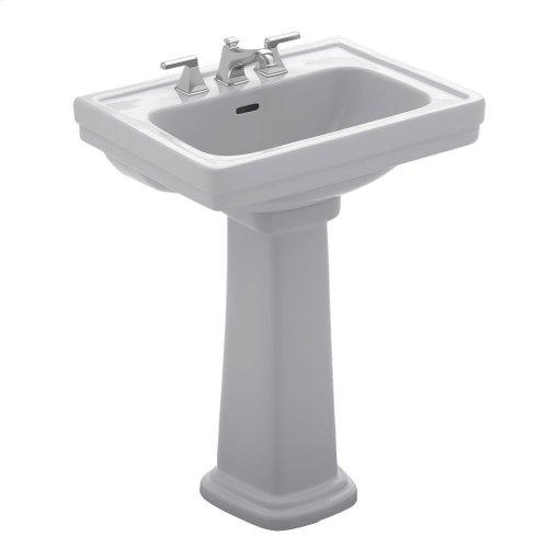 Promenade® Pedestal Lavatory - Colonial White