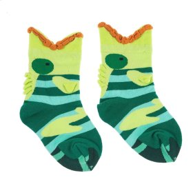 Lizard Big Mouth Socks - Youth Shoe Size 8-13