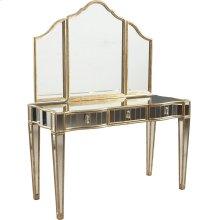 Delia Tri-Fold Mirror