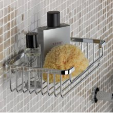 Net Soap Dish Without Flange 260x150 Mm