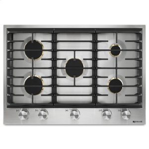 "Jenn-AirEuro-Style 30"" 5-Burner Gas Cooktop"