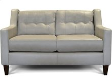 Brody Leather Loveseat 6L06AL