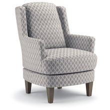 CREW Swivel Barrel Chair