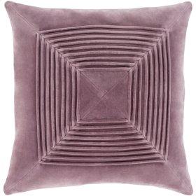 """Akira AKA-002 22"""" x 22"""" Pillow Shell with Polyester Insert"""