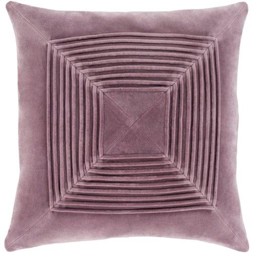 """Akira AKA-002 18"""" x 18"""" Pillow Shell with Polyester Insert"""