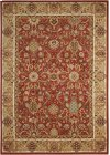 Lumiere Ki602 Brick Rectangle Rug 3'6'' X 5'6''