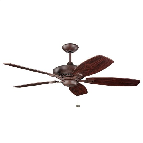 Canfield Collection 52 Inch Canfield Ceiling Fan TZ