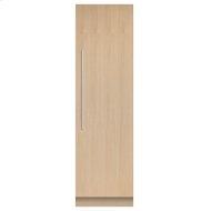 "Integrated Column Refrigerator, 24"""