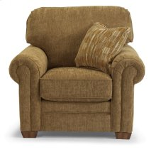 Harrison Fabric Chair without Nailhead Trim