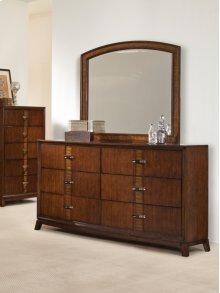 Martinique Dresser Mirror w/Hardware