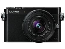 Panasonic LUMIX GM5 Mirrorless Interchangeable Single Lens Camera (DSLM) Plus 12-32mm Kit Lens - Red