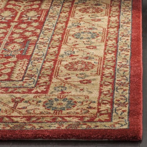 Mahal Power Loomed Small Rectangle Rug