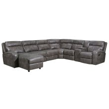 57002 Reclining Sectional