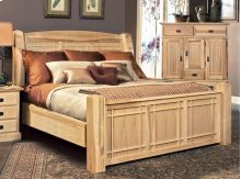 E King Arch Bed