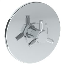 "Wall Mounted Pressure Balance Shower Trim, 7"" Dia."