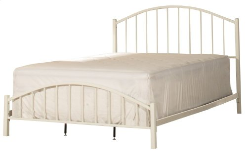 Cottage Bed In One - King - White