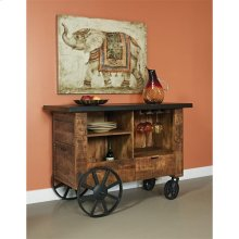 RED HOT BUY! Trolley Bar