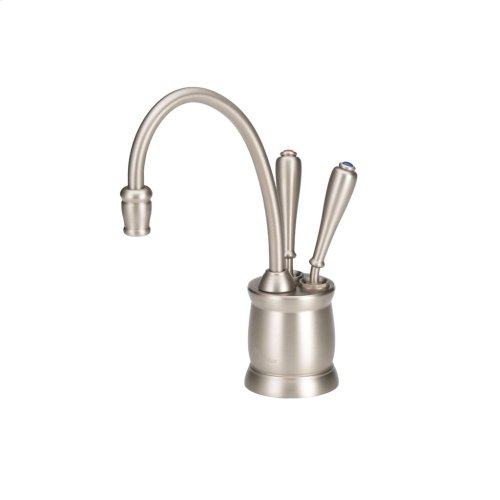 Indulge Tuscan Hot/Cool Faucet (F-HC2215-Satin Nickel)