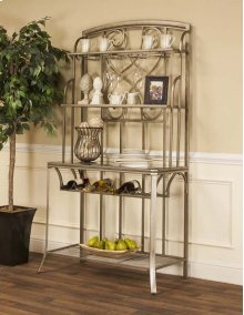 Asti Ant. Bronze Bakers Rack