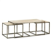 Modern Basics Rectangular Cocktail Table
