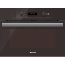 "24"" H 6200 BM PureLine Truffle Brown DirectSelect Speed Oven"