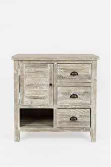 Artisan's Craft Accent Chest - Washed Grey