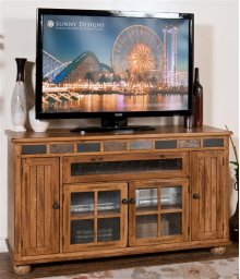 Sedona Counter Height TV Console