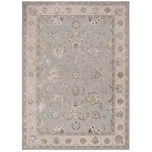 Serenade Srd01 Grey Rectangle Rug 8' X 11'